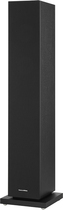 "Bowers & Wilkins - 600 Series 684 S2 Dual 5"" 2-Way Floorstanding Loudspeaker (Each) - Black"