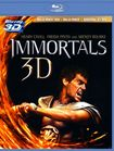 Immortals 3d [3 Discs] [includes Digital Copy] [3d] [blu-ray] 4826431