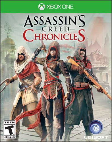 Assassin's Creed Chronicles Trilogy Pack – Xbox One