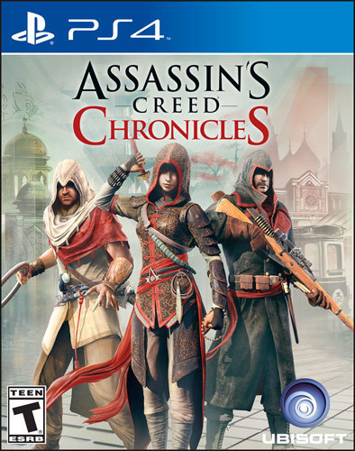 Assassin's Creed Chronicles Trilogy Pack – PlayStation 4