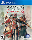 Assassin's Creed Chronicles Trilogy Pack - Playstation 4