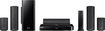 Samsung - 6 Series 1000W 5.1-Ch. 3D / Smart Blu-ray Home Theater System