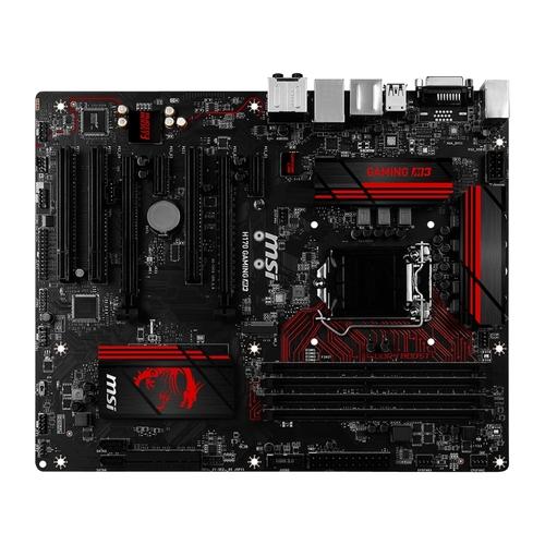 MSI - H170 Gaming M3 ATX Motherboard (Socket 1151) - Multi