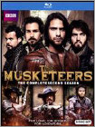 Musketeers: Season Two [3 Discs] (blu-ray Disc) 4833036