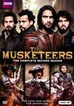 The Musketeers: Season Two [3 Discs] (dvd) 4833045