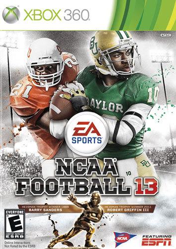 X360-NCAA FOOTBALL 13...