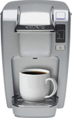 Keurig - K15 Single-serve Coffeemaker - Platinum 4835600
