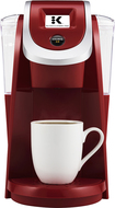 Keurig - Plus Series Espresso Maker/Coffeemaker - Imperial red