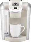 Keurig - K425 Coffeemaker - Sandy Pearl