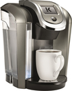 Keurig K525 Plus Hot Brewing System-BLACK-One Size 88301890_BLACK_One Size