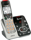 AT&T - DECT 6.0 Expandable Cordless Phone with Digital Answering System