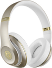 Beats By Dr. Dre - Geek Squad Certified Refurbished Beats Studio Over-the-ear Headphones - Champagne