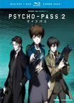 Psycho-pass: Season Two [blu-ray/dvd] [4 Discs] 4837606