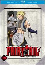 BD-FAIRY TAIL PART 19 (BD+DVD)           (Blu-ray Disc) (4 Disc) (Boxed Set)
