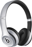 Beats By Dr. Dre - Geek Squad Certified Refurbished Solo 2 On-ear Wireless Headphones - Space Gray