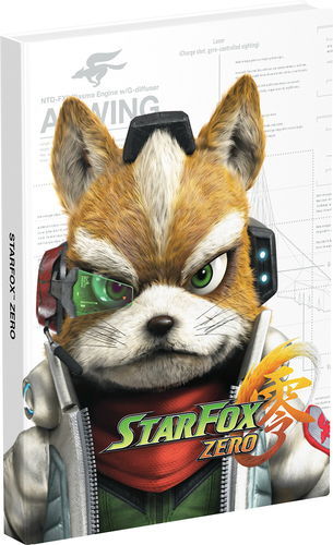 Prima Games - Star Fox Zero Collectors Edition Game Guide