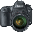 Canon - Eos 5d Mark Iii Dslr Camera With 24-105mm F\/4l Is Lens - Black