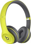 Beats by Dr. Dre - Geek Squad Certified Refurbished Solo2 Wireless Headphones, Active Collection - Yellow