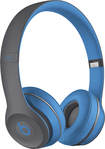 Beats By Dr. Dre - Geek Squad Certified Refurbished Solo2 Wireless Headphones, Active Collection - Blue
