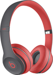 Beats By Dr. Dre - Geek Squad Certified Refurbished Solo2 Wireless Headphones, Active Collection - Red