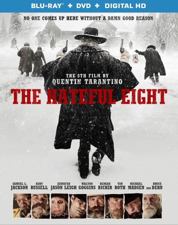 The Hateful Eight (Blu-ray/DVD)