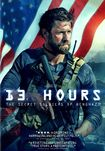 13 Hours: The Secret Soldiers Of Benghazi (dvd) 4840800