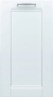 "Bosch - 18"" Built-In Dishwasher - Custom Panel Ready"