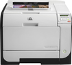 HP - LaserJet Pro M451nw Wireless Color Printer - White
