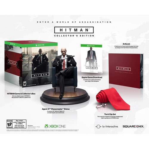 Hitman: Collector's Edition - Xbox One