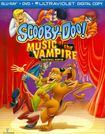 Scooby-doo!: Music Of The Vampire [2 Discs] [blu-ray/dvd] 4843516