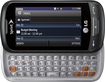 LG - Rumor Reflex Cell Phone - Titan Gray (Sprint)