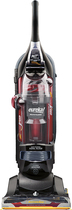 Eureka - SuctionSeal PET HEPA Bagless Upright Vacuum - Black/Radiant Red