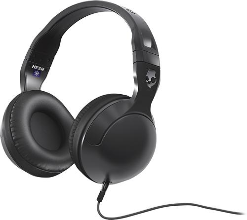 Skullcandy - Hesh 2.0 Over-the-Ear Headphones - Black