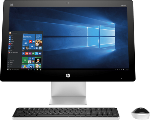 HP - Pavilion 23-q214 23 Touch-Screen All-In-One - 8GB Memory - 1TB HDD