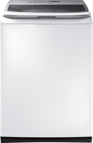 Samsung - activewash 4.5 Cu. Ft. 12-Cycle High-Efficiency Top-Loading Washer - White