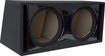 "Metra - 12"" Dual Ported Subwoofer Enclosure - Black"
