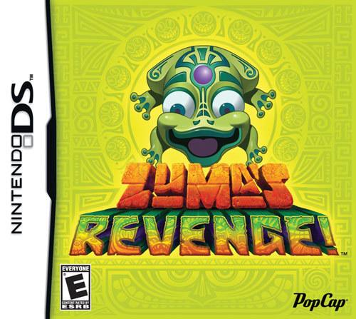 Click here for Zumas Revenge - Nintendo Ds prices