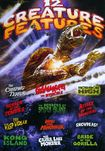 12 Creature Features [3 Discs] (dvd) 4846638