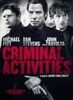 Criminal Activities (dvd) 4850801