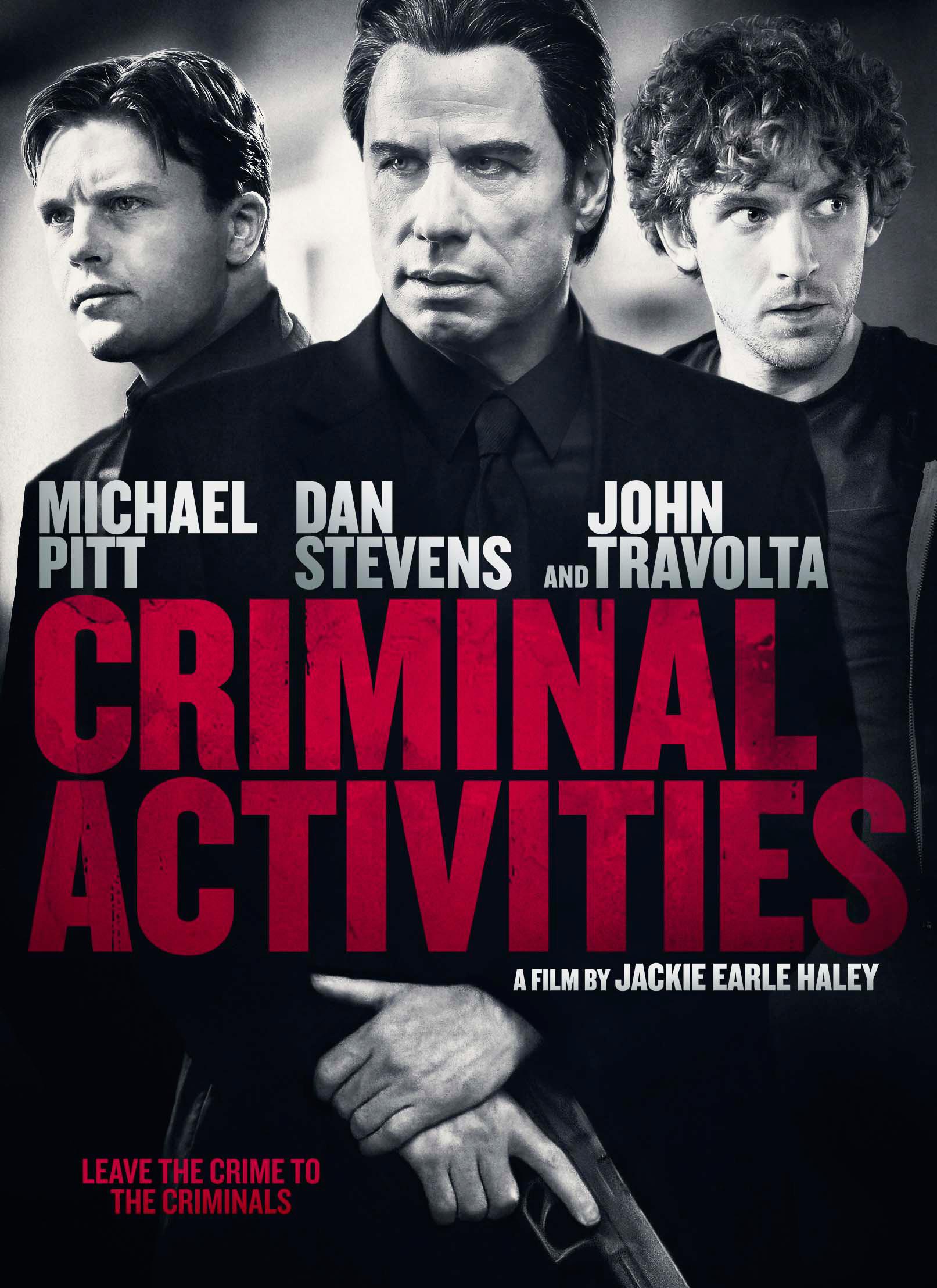 Criminal Activities (dvd)...