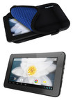 "Hipstreet - Titan 2 Google Certified Dual Core 7"" Tablet - 8GB - Black"