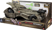 Mattel - Batman V Superman Epic Strike Batmobile Vehicle - Black/ Brown 4852402