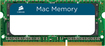 Corsair - Mac Memory 2-Pack 8GB 1.3GHz DDR3 SoDIMM Memory Kit - Multi