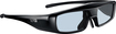 Panasonic - Active Shutter 3D Glasses - Black