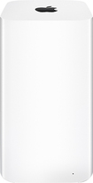 Apple® - AirPort® Time Capsule® 3TB Wireless Hard Drive & 802.11ac Wi-Fi Base Station
