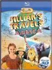 Jillian's Travels: Africa in 3D (Blu-ray 3D) (3-D) 2012