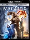 Fantastic Four [4k Ultra Hd Blu-ray/blu-ray] [includes Digital Copy] 4856505