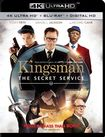 Kingsman: The Secret Service [4k Ultra Hd Blu-ray/blu-ray] [includes Digital Copy] 4856511