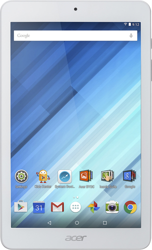 Acer - Iconia One - 8 Tablet - 16GB - Wi-Fi - White