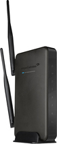 Amped Wireless - High Power Wireless-N 600mW Gigabit Router - Black